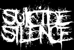 Suicide Silence Typography