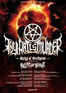 Australian Tour Flyer